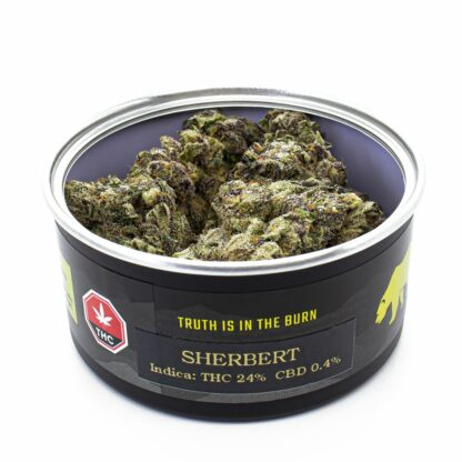 Sherbert Weed in Cans