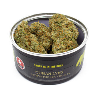 Cuban Link Craft Cannabis in Cans from Skookum Cannabis